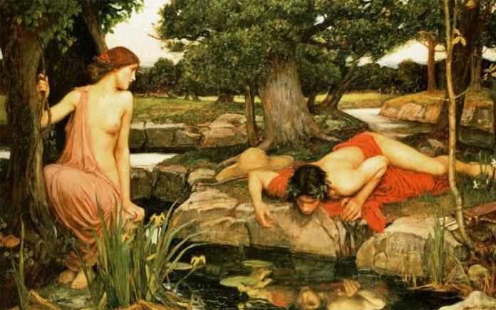 Yunan Mitolojisi - Narsisizm ve Nergis Çiçeği