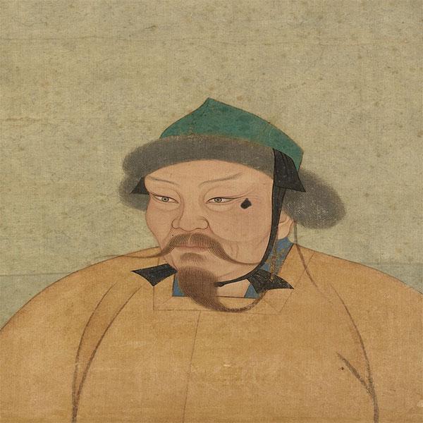 Cengiz Han'ın oğlu Ögeday