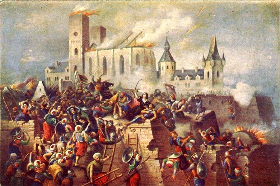 Zigetvar seferini büyük sabırsızlıkla bekleyen Sultan, fethi görmek nasip olmamıştır.