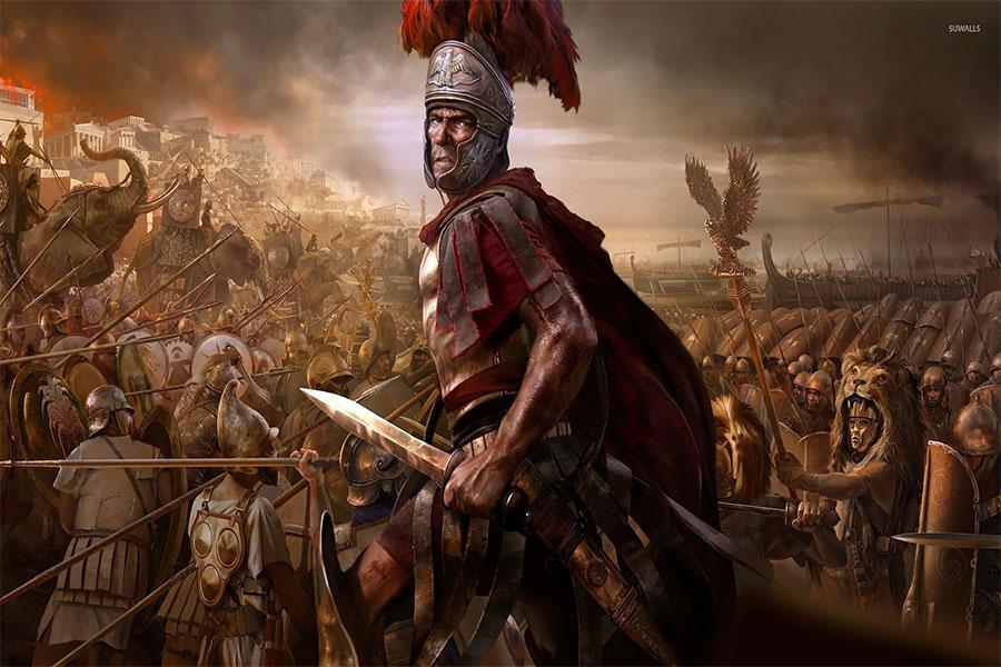 Augustus'un yeni gücünün önemli bir bileşeni ordu üzerindeki kontrolüydü.