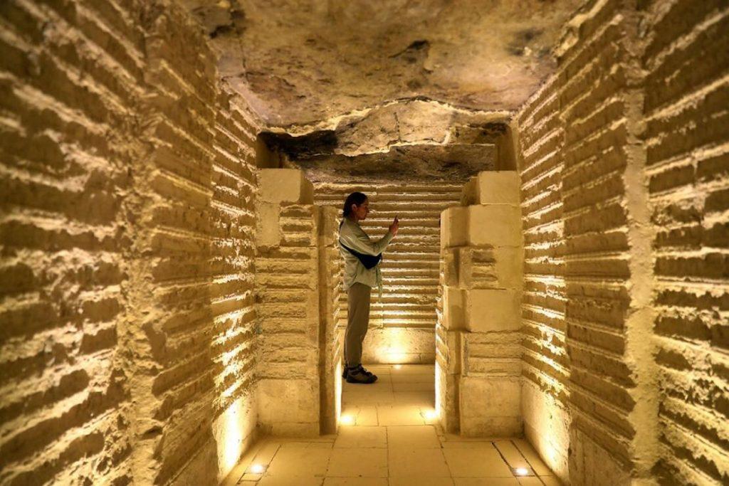 Zoser Piramidi Odası