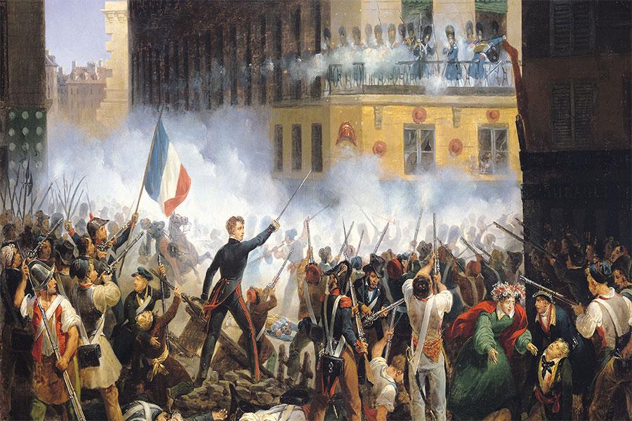 Fransız İhtilali - Fransa'da karmaşa yılları