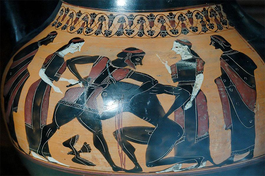 Minotor'un Ölümü