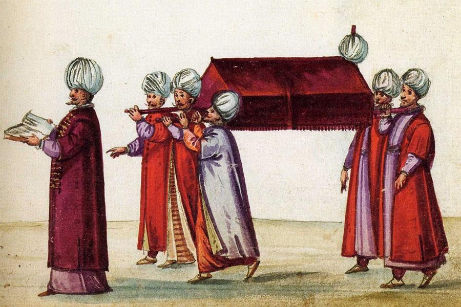 Osmanlı'da kara veba