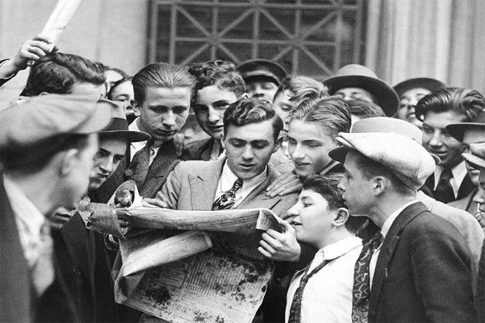 1929 Ekonomik krizi, (Büyük Buhran)