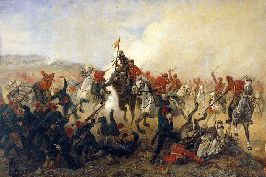 Son Rus-Türk Savaşı, 1877–78 yıllarında meydana geldi ve bu dizinin en önemlisiydi. Türk tarih kayıtlarına 93 harbi olarak geçti.