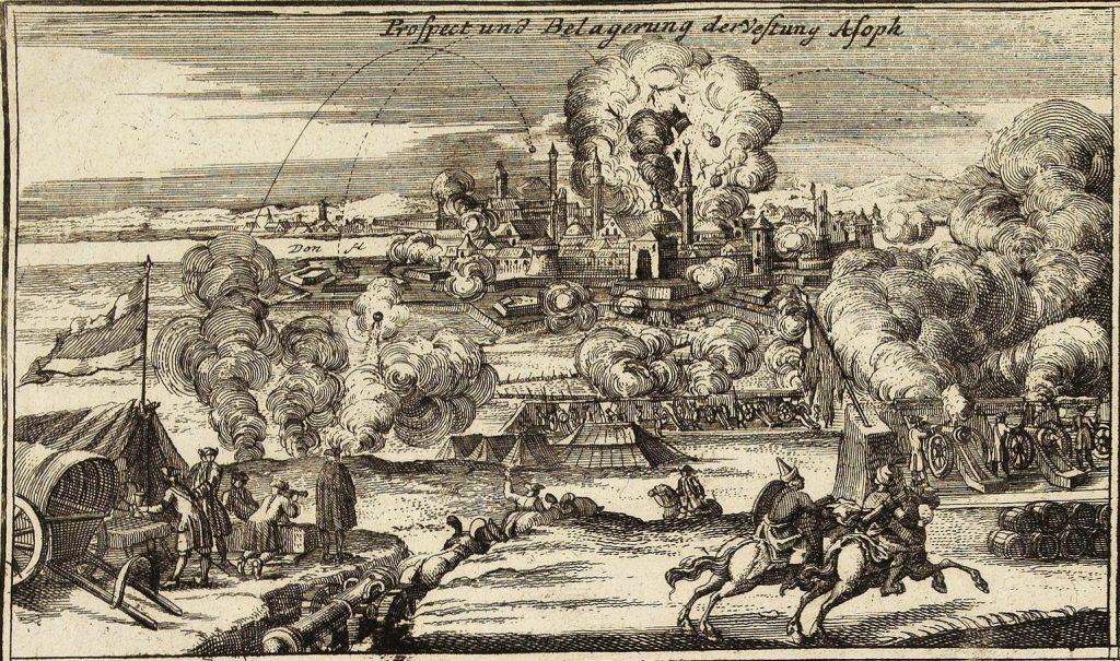 Anzak Kalesi - Ruslar, Türklere karşı etkileyici zaferler kazanmaya devam etti. Azak, Kırım ve Besarabya'yı ele geçirdiler ve Mareşal P.A. Rumyantsev hem Moldova'yı aştı hem de Bulgaristan'da Türkleri mağlup etti.