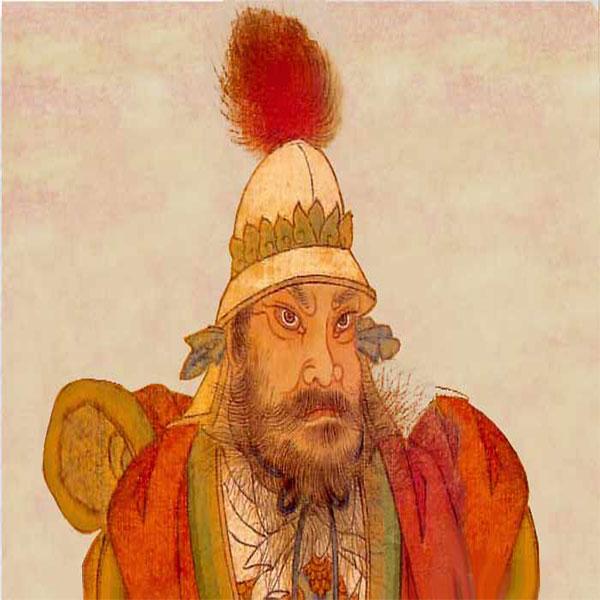 Lushan'ın ataları Doğu Türklerine dahil edilmiş bir Soğdlu grubuna mensuptur.