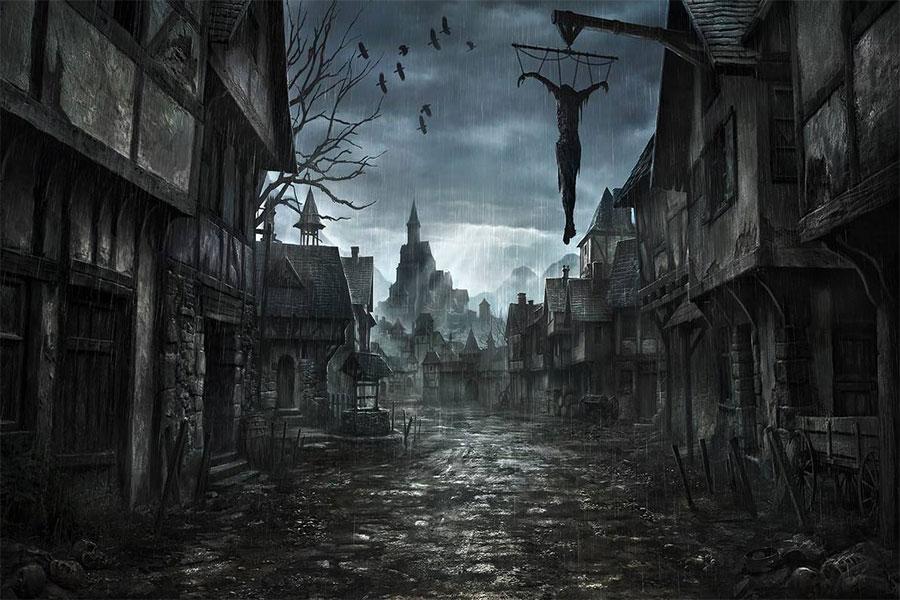 Tarihçiler, altıncı yüzyılın ortalarını Karanlık Çağlar olarak, adlandırdılar.