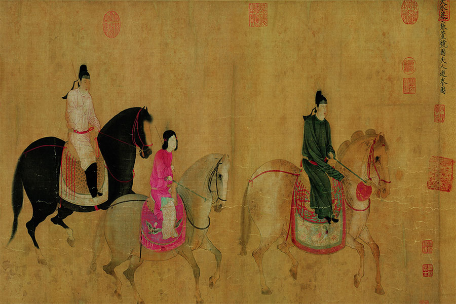 An Luşan isyanı, Çin'in Tang hanedanına karşı olan bir ayaklanma hareketidir.