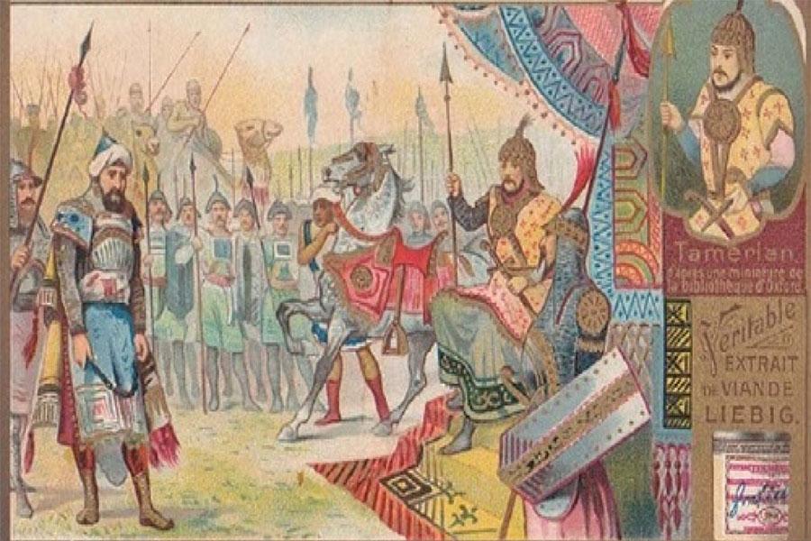 Ankara'nın Çubuk Ovası, 28 Temmuz 1402'de zamanlarının en büyük iki savaş erbabı arasında destansı bir çatışmaya, Ankara Savaşı'na sahne oldu.