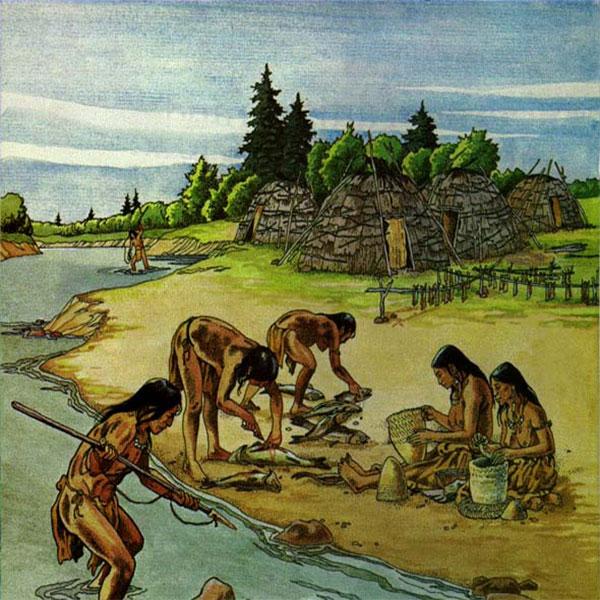 Mezolitik dönem jeolojide Genç Dryas stadiali olarak bilinen bir dönemin sonunda başlar, tarım başladığında ise sona erer.