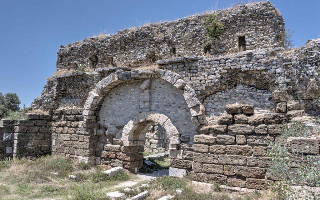 Priene Antik Kenti, Aydın Söke